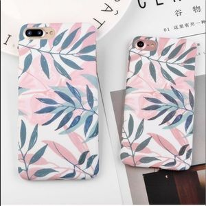 Floral Print iPhone Cases (2Pack)